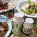 輔助食品《亞尼活力纖膠囊》開始食用十天