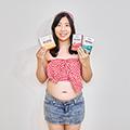 懷孕營養中後期怎麼吃?推薦亞尼活力植物藻油、血紅素鐵、活力媽媽卵磷脂