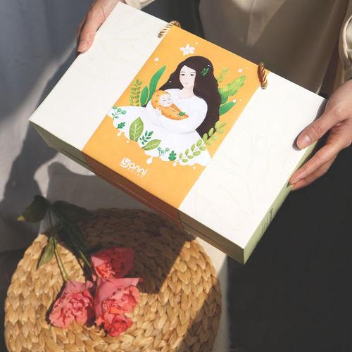【哺乳輕鬆禮盒組】活力mama卵磷脂+媽媽茶+Momilk