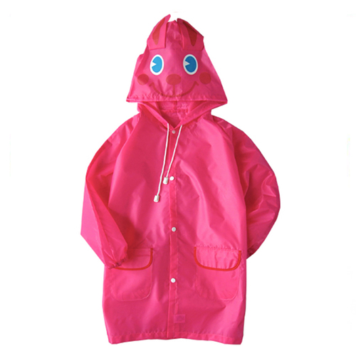 輕薄款卡通造型兒童雨衣|風衣