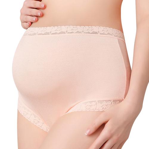 蕾絲款|孕婦高腰褲|托腹三角內褲|孕婦褲