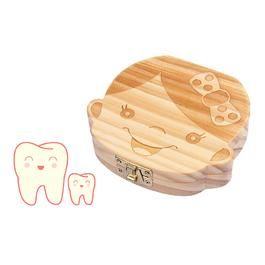 乳牙收集盒│寶寶臍帶胎毛保存盒