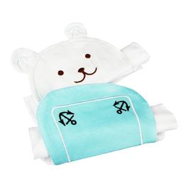 可愛造型吸汗巾│墊背│餵奶巾│2入組