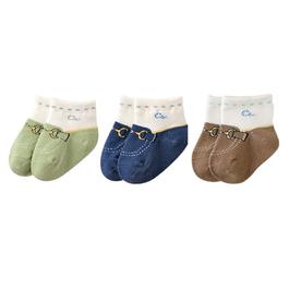寶寶假鞋造型襪│0~3歲|3雙組
