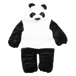 可愛熊貓裝|寶寶圓仔連身裝