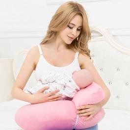 多功能學坐枕│U形孕婦哺乳枕