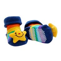 立體造型│可愛防滑地板襪│0~6月|2雙組