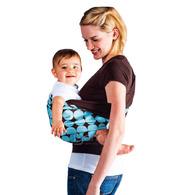 無扣環多功能哺乳背巾│全棉雙層嬰兒背巾