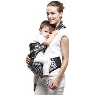 單肩腰凳抱嬰兒背帶