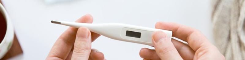 日中 妊娠初期 体温